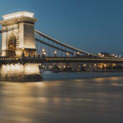 Eine der bekanntesten Wahrzeichen Budapests