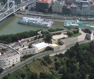 Zitadelle Budapest